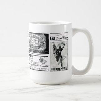 Advertisement, Various advertisements Basic White Mug