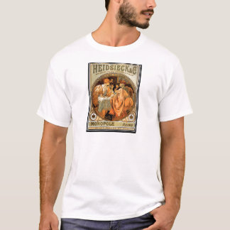 Advertising Alphonse Mucha T-Shirt