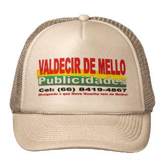 Advertising cap trucker hat