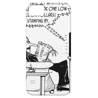 Advertising Cartoon 2133 iPhone 5 Cases