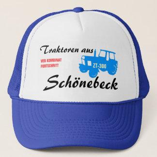 Advertising Design collective combine progress GDR Trucker Hat