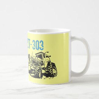 Advertising Design tractors GDR Coffee Mug