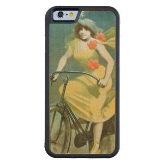 Advertising for 'Humber Cycles' (colour litho) Maple iPhone 6 Bumper Case