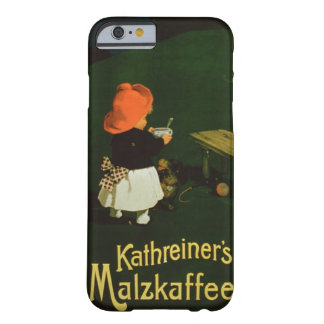 advertising for 'Kathreiner's Malt Coffee' Barely There iPhone 6 Case