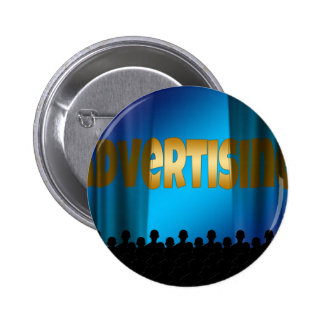 Advertising Image 6 Cm Round Badge