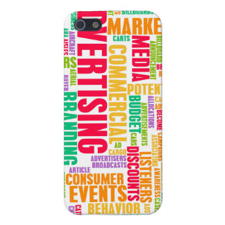 Advertising Online and in Traditional Media Method iPhone 5/5S Cover