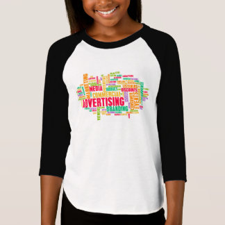 Advertising Online and in Traditional Media Method T-Shirt