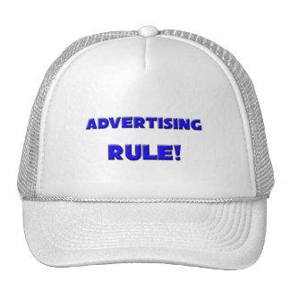 Advertising Rule! Hat