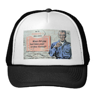 advertising-sign-plate cap