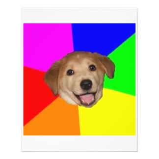 Advice Dog Advice Animal Meme 11.5 Cm X 14 Cm Flyer