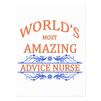 Advice Nurse Post Cards