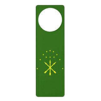 Adygea Flag Door Hanger