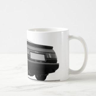 AE86 Black & White Basic White Mug