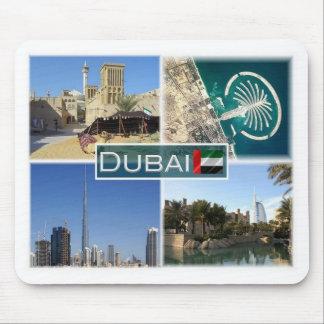 AE United Arab Emirates - Dubai - Burj Al Arab - Mouse Pad