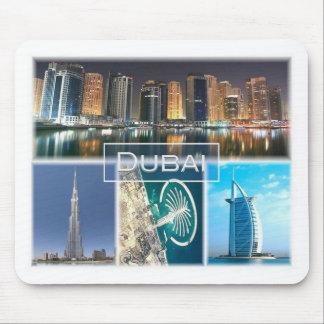 AE United Arab Emirates - Dubai - Marina - Mouse Pad