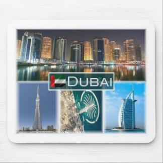 AE United Arab Emirates - Dubai - Marina Towers - Mouse Pad