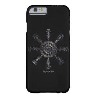 ☼Aegishjalmur – Ancestral and Spiritual Rune☼ Barely There iPhone 6 Case