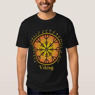 Aegishjalmur Male T-Shirt L by Nellis Eketorp