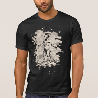Aegopithecus bleached - white T-Shirt