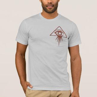 Aeon all-seeing eye crest (Red) T-Shirt
