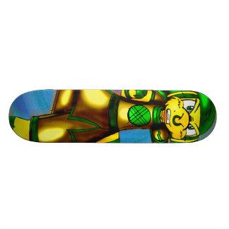 Aeonian LJ - Skateboard. 21.6 Cm Skateboard Deck