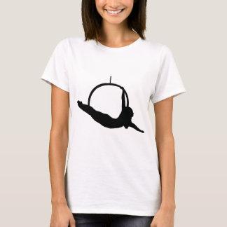 Aerial Hoop Silhouette Shirt