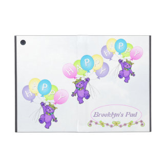 Aerial Princess Teddy Bears iPad Mini Covers