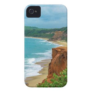 Aerial Seascape Scene Pipa Brazil iPhone 4 Case-Mate Case