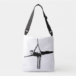 Aerial Silks Cross Body Bag / Studio Gym Bag
