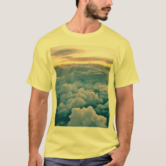 Aerial Sunset T-Shirt
