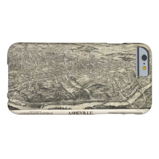 Aerial View of Asheville, North Carolina (1912) Barely There iPhone 6 Case