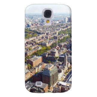 Aerial view of Boston Samsung Galaxy S4 Cover