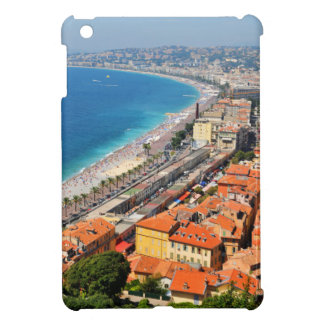 Aerial view of French Riviera in Nice, France iPad Mini Covers