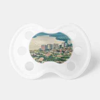 Aerial View of Guayaquil Outskirt from Plane Dummy