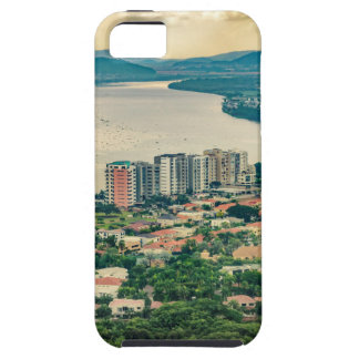 Aerial View of Guayaquil Outskirt from Plane Tough iPhone 5 Case