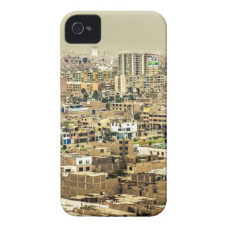 Aerial View of Lima Outskirts, Peru iPhone 4 Cover