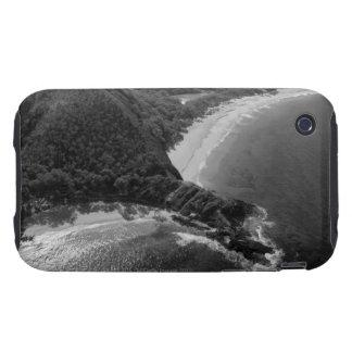 Aerial view of Makena Beach, Maui, Hawaii Tough iPhone 3 Case
