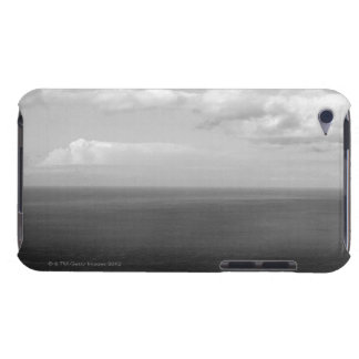 Aerial view of ocean barely there iPod case