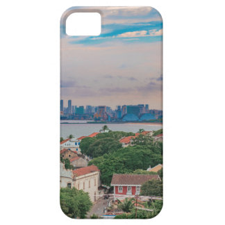 Aerial View of Olinda and Recife Pernambuco Brazil Barely There iPhone 5 Case