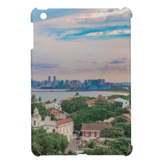 Aerial View of Olinda and Recife Pernambuco Brazil iPad Mini Case