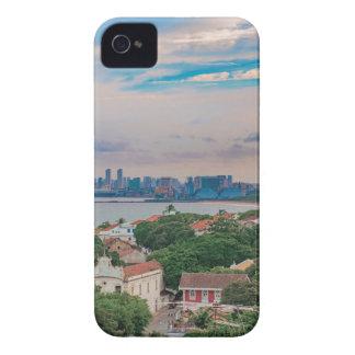 Aerial View of Olinda and Recife Pernambuco Brazil iPhone 4 Case-Mate Case