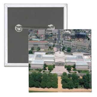 Aerial view of the National Gallery of Art Pins