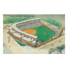 Aerial View of Wrigley Field # 3Chicago, IL Poster