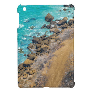 Aerial View Pacific Ocean Coastline Puerto Lopez E Cover For The iPad Mini