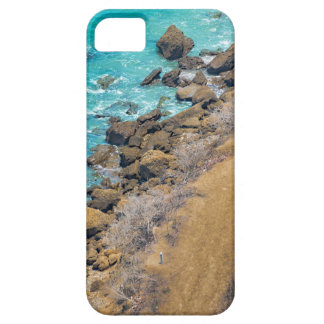 Aerial View Pacific Ocean Coastline Puerto Lopez E iPhone 5 Cover