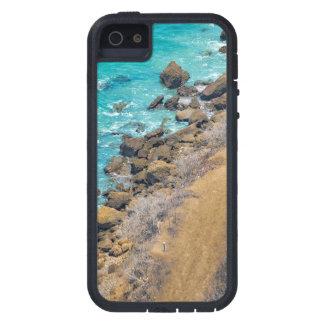 Aerial View Pacific Ocean Coastline Puerto Lopez iPhone 5 Covers