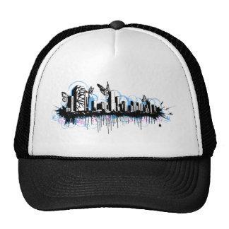 AerialH001 Mesh Hat