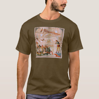 Aerialists Supreme Vintage Theater T-Shirt