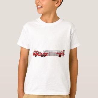 AerialLadderRedRU T-Shirt