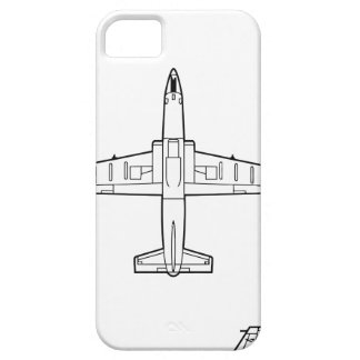 AERMACCHI_M BARELY THERE iPhone 5 CASE